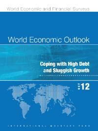 Cover World Economic Outlook, October 2012