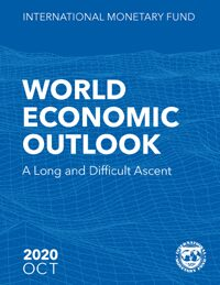 Cover World Economic Outlook, October 2020