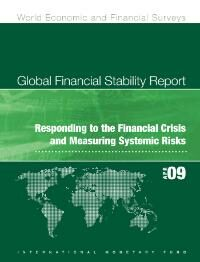 Cover Global Financial Stability Report, April 2009