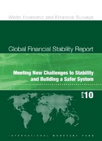 Cover Global Financial Stability Report, April 2010