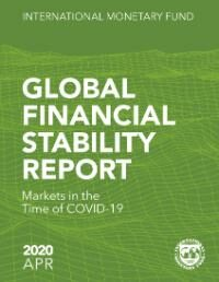 Cover Global Financial Stability Report, April 2020