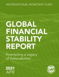 Cover Global Financial Stability Report, April 2021