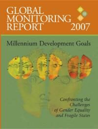 Cover Global Monitoring Report, 2007