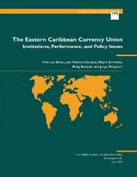 Cover The Eastern Caribbean Currency Union