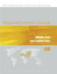 Cover Regional Economic Outlook, October 2009, Middle East and Central Asia