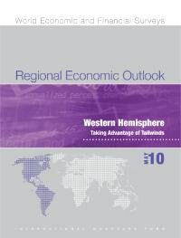 Cover Regional Economic Outlook, May 2010, Western Hemisphere