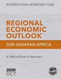 Cover Regional Economic Outlook, October 2020, Sub-Saharan Africa