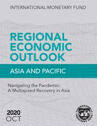 Cover Regional Economic Outlook, October 2020, Asia and Pacific