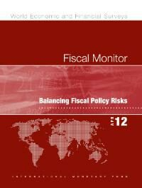 Cover Fiscal Monitor, April 2012