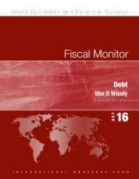 Cover Fiscal Monitor, October 2016