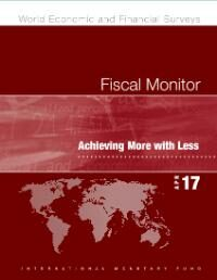 Cover Fiscal Monitor, April 2017