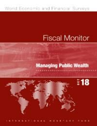 Cover Fiscal Monitor, October 2018