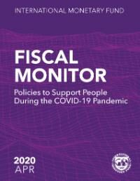 Cover Fiscal Monitor, April 2020
