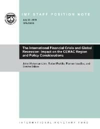 Cover IMF Staff Position Notes